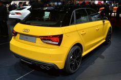2014 Audi S1: Geneva 2014 - Autoblog