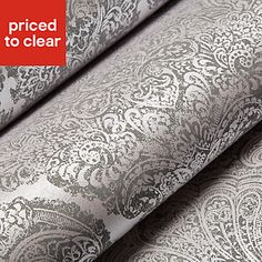 Graham & Brown Fibrous windsor Lilac & pewter Metallic effect Wallpaper - B&Q for all your home and garden supplies and advice on all the latest DIY trends Mink Wallpaper, Metallic Wallpaper, Graham Brown, Pewter Metal, Garden Supplies, Windsor, Lilac, Syringa Vulgaris, Lilacs