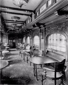 The Glory Days of Train Travel: Inside the Pullman Train Cars, the Epitome of Lu. The Glory Days of Train Travel: Inside the Pullman Train Cars, the Epitome of Lu… The Glory Day Pullman Train, Pullman Car, By Train, Train Tracks, Railroad Companies, Old Trains, Vintage Trains, Rail Car, Abandoned Places