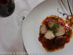 Adina's kitchen & travel: Preparate pentru Sarbatorile Pascale Gordon Ramsay, Beef, Kitchen, Travel, Food, Meat, Cooking, Viajes, Kitchens