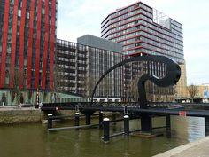 Ibisbrug, Rotterdam. By JanvanHelleman, via Flickr
