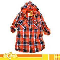 ¡Luce relajado y lleno de color con la Versatilidad de una #camisa de #cuadros! #caballeros #juvenil 1er.Piso