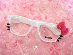 Hello Kitty frames?!