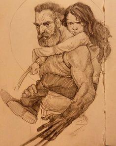 Pencils, Hazem Ameen on ArtStation at https://www.artstation.com/artwork/Z9KPx