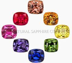 Crezi că știi ce culoare are un safir? I Love Jewelry, Jewelry Design, Jewelry Box, Jewellery, Sapphire Color, Be Natural, Natural Healing, Natural Sapphire, Gems And Minerals