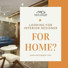 Combining luxury and elegance in every stage of work is what makes us unique! We always bring out the best project execution. Learn more about our residential services by contacting us at: +91 9909977200 www.malvigajjar.com Fun Projects, This Is Us, Stage, Designers, Interior Design, Luxury, Unique, How To Make, Home Decor