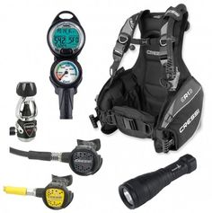 In order to get the best scuba gear packages that fit your needs and preferences, it would be helpful to look at currently-available options, compare their features and make a decision based on that comparison.