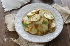 RICETTE VELOCI per il PRANZO della DOMENICA Potato Salad, Zucchini, Food And Drink, Potatoes, Vegetables, Ethnic Recipes, Food Ideas, Menu, Gastronomia