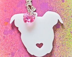 new ideas for dogs pitbull heart Pitbulls, Dogs Pitbull, Dog Jewelry, Heart Jewelry, Dog Logo Design, Birthday Posts, Dog Quotes Funny, Dog Cakes, Dog Necklace
