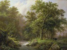 Barend Cornelis Koekkoek 11.11.1803 - 05.04.1862