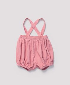 Uffmoor Baby Romper, Blush Pink, Caramel Baby & Child.