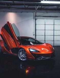 More luxury cars..