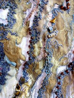 Soldered textiles