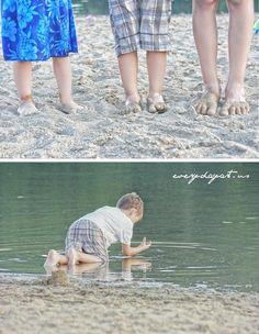 #cute #idea #love #beach #sand #play #fun #kids #sweet - photo inspiration - Family gallery - ©Jessica Clark-McDowell