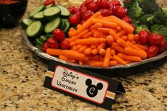 Mickey Mouse Clubhouse Birthday Party | Daisy's Vegetable Garden