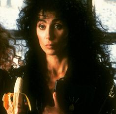Cher in witches of eastwick ♡