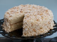 Coconut Cream Cake Recipe : Anne Thornton : Food Network - FoodNetwork.com