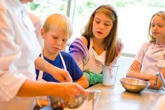 Most children love baking and cooking with their parents, probably more than their parents do! But, the benefits of cooking with your children are so important that all the time, effort and additional patience really will be worth it – eventually!