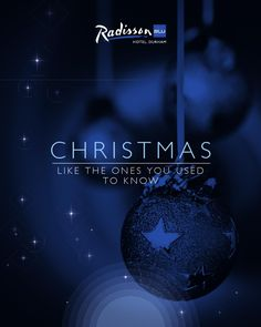 Radisson Blu Hotel Durham Christmas brochure  From offi ce parties and New Year events to the all-important Christmas Day celebrations, we put together the ideal events packages for you.