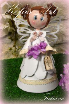 l'angelo custode della piccola Chiara