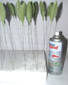 D.I.Y. 1/35 scale coconut palm tree (for Vietnam & Pacific war diorama) | Military Modelling
