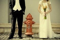 an american wedding.