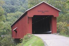 Indiana coveted bridge