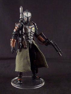 Stronox's Custom Lab: Star Wars Mando Commandos