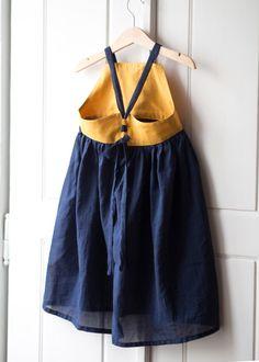 Girl dress  Boho girls dress  Boho tunic  Shabby by NOPEkidswear