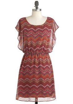 $44.99 I Mesa You Dress, #ModCloth