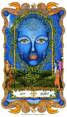 ☆ Ivy Gort » Fr0m: The Faces of WomanSpirit A Celtic Oracle of Avalon :¦: By Katherine Torres, Ph.D. ☆