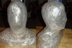 Do-It-Yourself Packing Tape Body Molds and Casts | Costume Dork