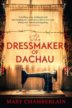 The Dressmaker of Dachau - Mary Chamberlain - Paperback