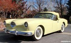 1954 Kaiser-Darrin inline six Roadster 90HP