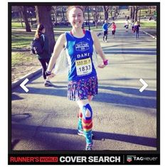 I Went Out Of My Comfort Zone & Put My Name In The Runner's World Cover Model Search — Weight Off My Shoulders