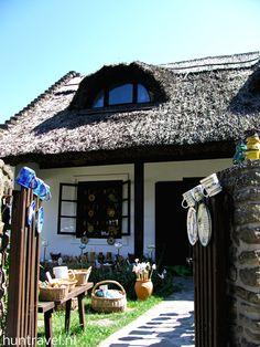 Tihany - landhuis met rietendak
