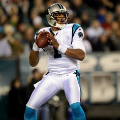 Panthers QB Cam Newton has been named the NFC Offensive Player of the Week!