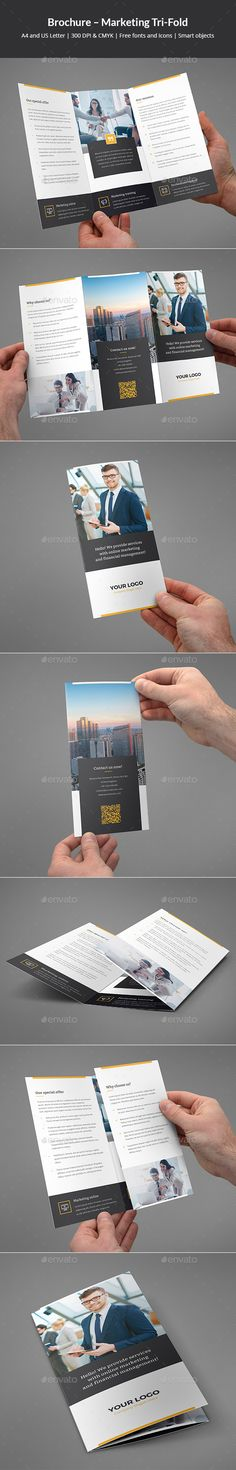 Brochure – Marketing Tri-Fold
