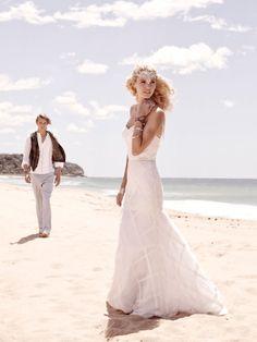 Rochie mireasa / Nunta la mare / Beach Wedding