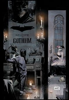 Batman's greatest antagonist Joker exposes a decades-long history of corruption within the GCPD and transforms into a civic hero of Gotham. Joker Comic, Joker Batman, Joker Art, Batman Robin, Superman, Joker Kunst, Batman Kunst, Batman Universe, Comics Universe