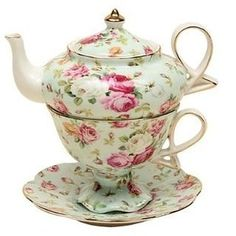 A teapot and cup in one. | 27 Items All Tea Lovers Need In Their Lives