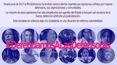 Honduras. Un llamado a la acción para las defensoras hondureñas