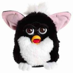 Furbies | 55 Toys And Games That Will Make '90s Girls Super Nostalgic Scariest thing ever! @Samantha Mazur