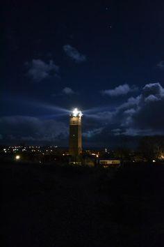 arie van der hel @ArieHel  brandaris by night #brandaris