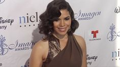 America Ferrera // 30th Annual IMAGEN Awards Red Carpet Arrivals