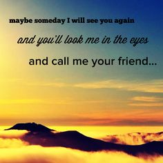 """yellowcard - like the quote but it's kind of bothering me because I'm pretty sure the line is """"my eyes"""""""