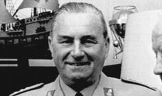 Revealed: How Nazi officers led by top general formed secret army AFTER the war and planned to overthrow Allies who occupied Germany