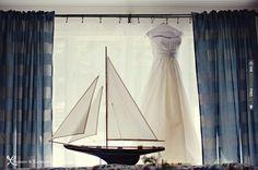 nautical wedding - Robert & Kathleen Photographers | VIA #WEDDINGPINS.NET