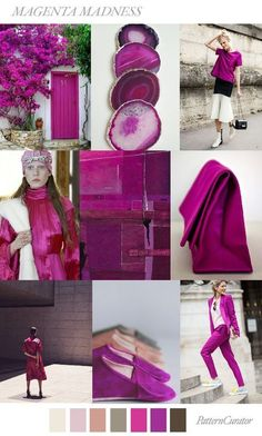 FASHION VIGNETTE: A/W 2018 Think jewel tones and rich fabrics this Fall!