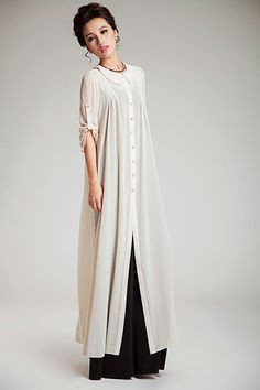 Robe longue pour Hijab